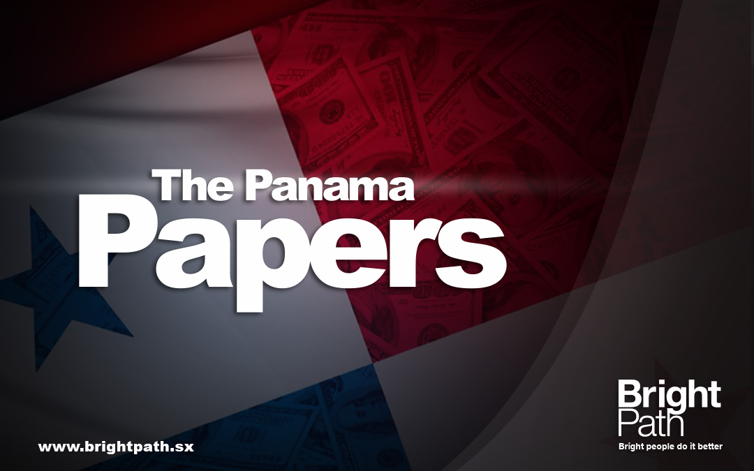 Panama Papers and things you should know about how we do business in St. Maarten