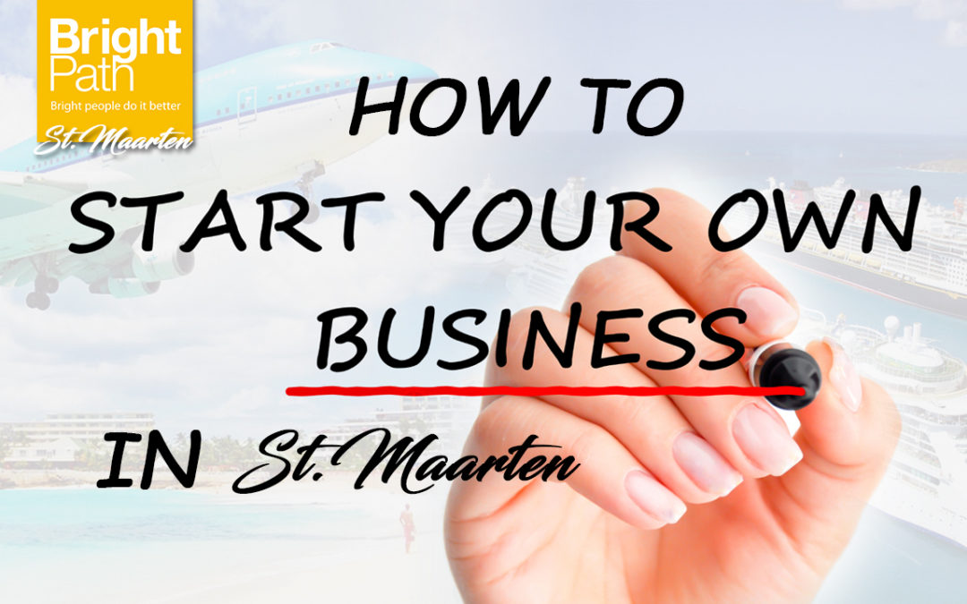 How to start a business in St. Maarten?