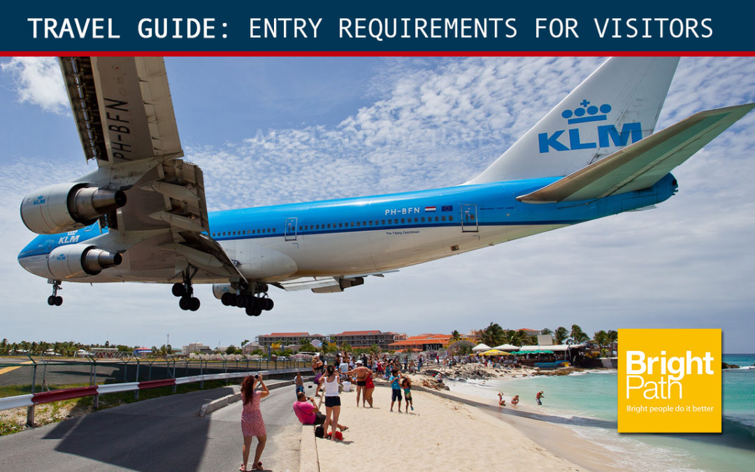 TRAVEL GUIDE: Entry Requirements for Visitors