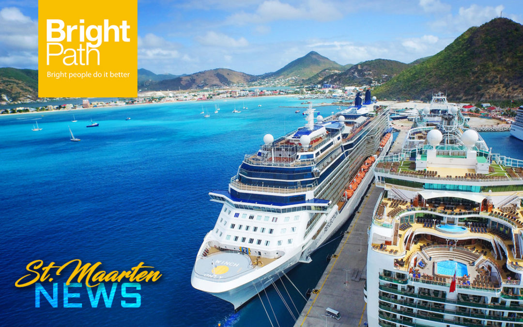 Puerto de St. Maarten dará la bienvenida a cinco nuevos cruceros este mes.