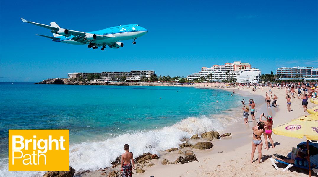 St. Maarten's Tropical Life!