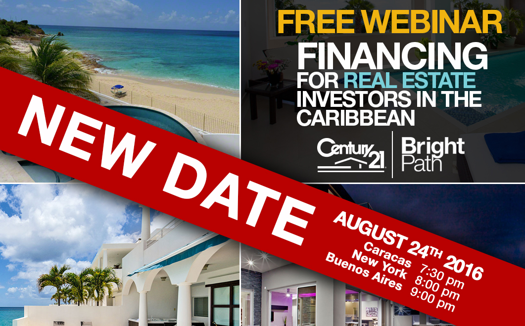 Financing for Real Estate investors in the Caribbean