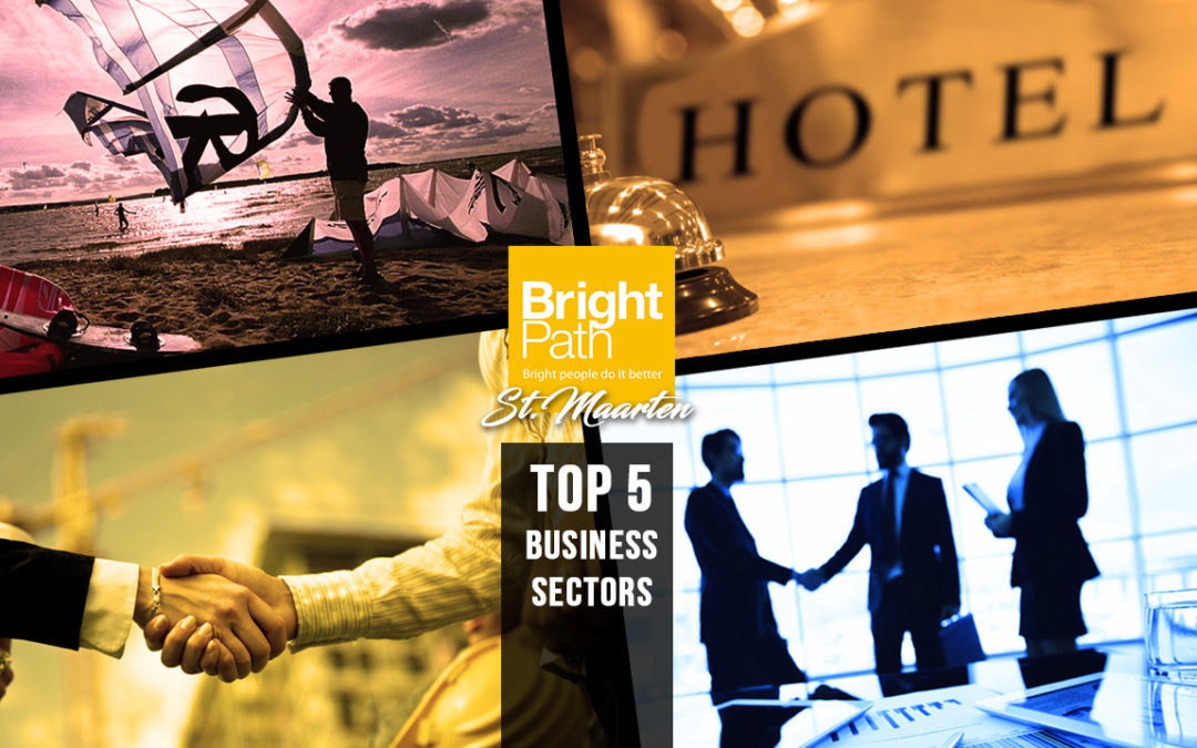Top 5 business sectors our clients are investing in – St. Maarten