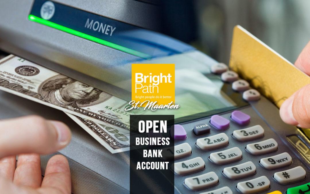 How to open a business bank account in St. Maarten?
